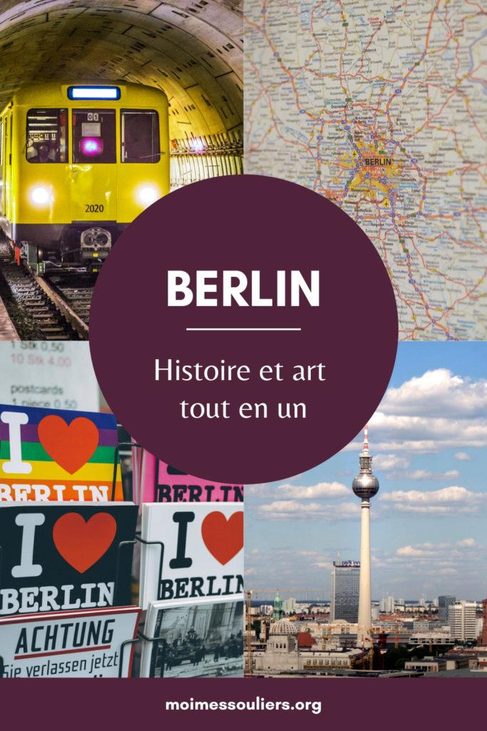 Histoire et art de Berlin