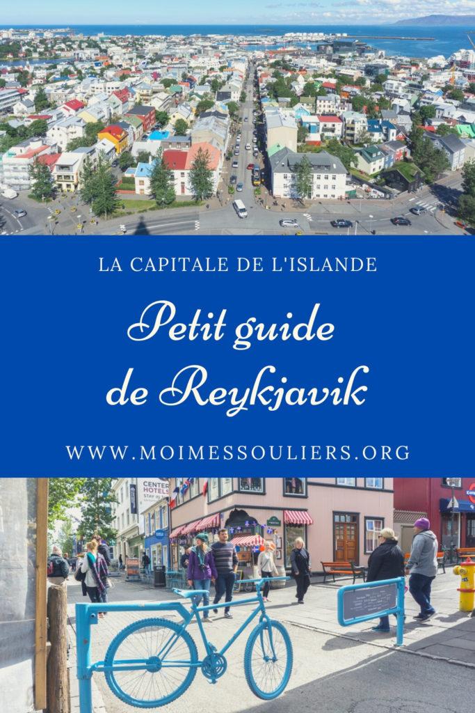 Petit guide de Reykjavik