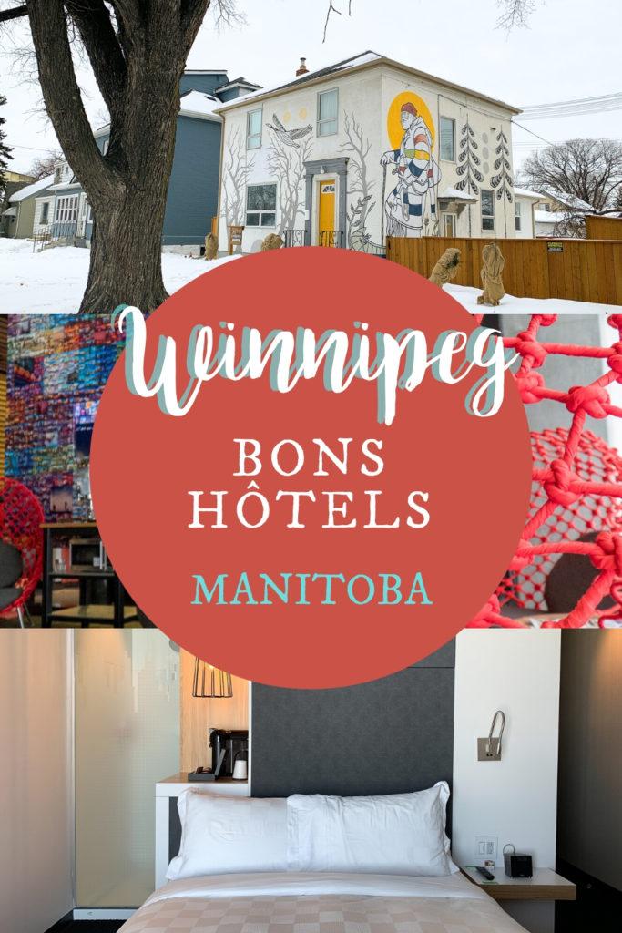 Meilleurs hôtels à Winnipeg