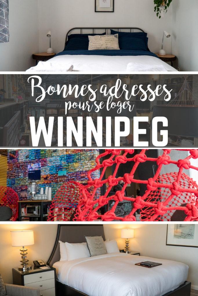 Quel hôtel réserver à Winnipeg, Canada
