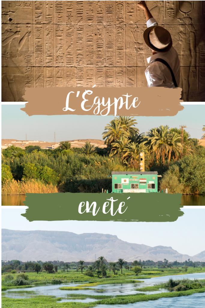 L'Égypte en été
