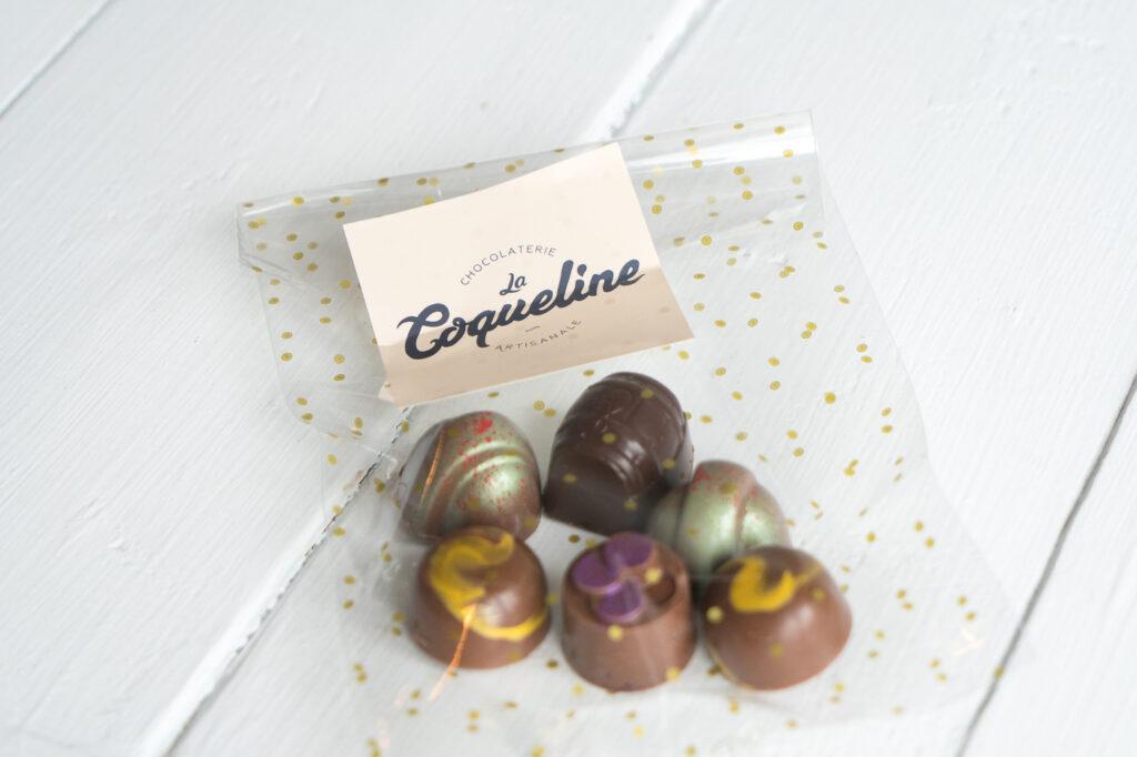 Chocolaterie La Coqueline où manger à Natashquan