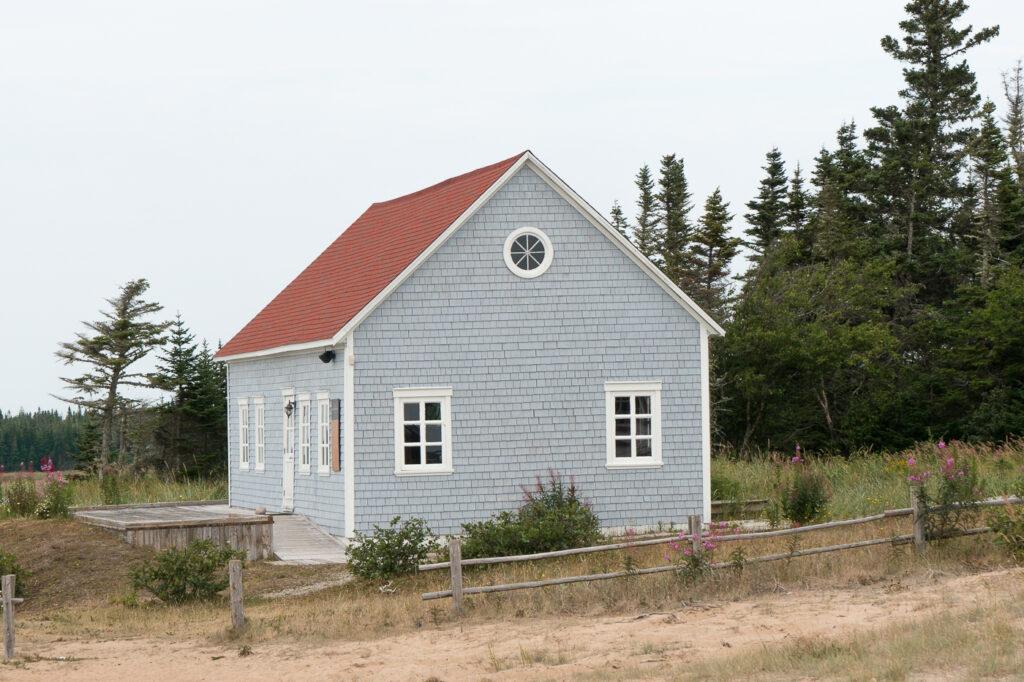 petite école - musée de Natashquan