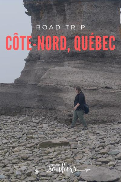 Quoi faire en road trip sur la Côte-Nord