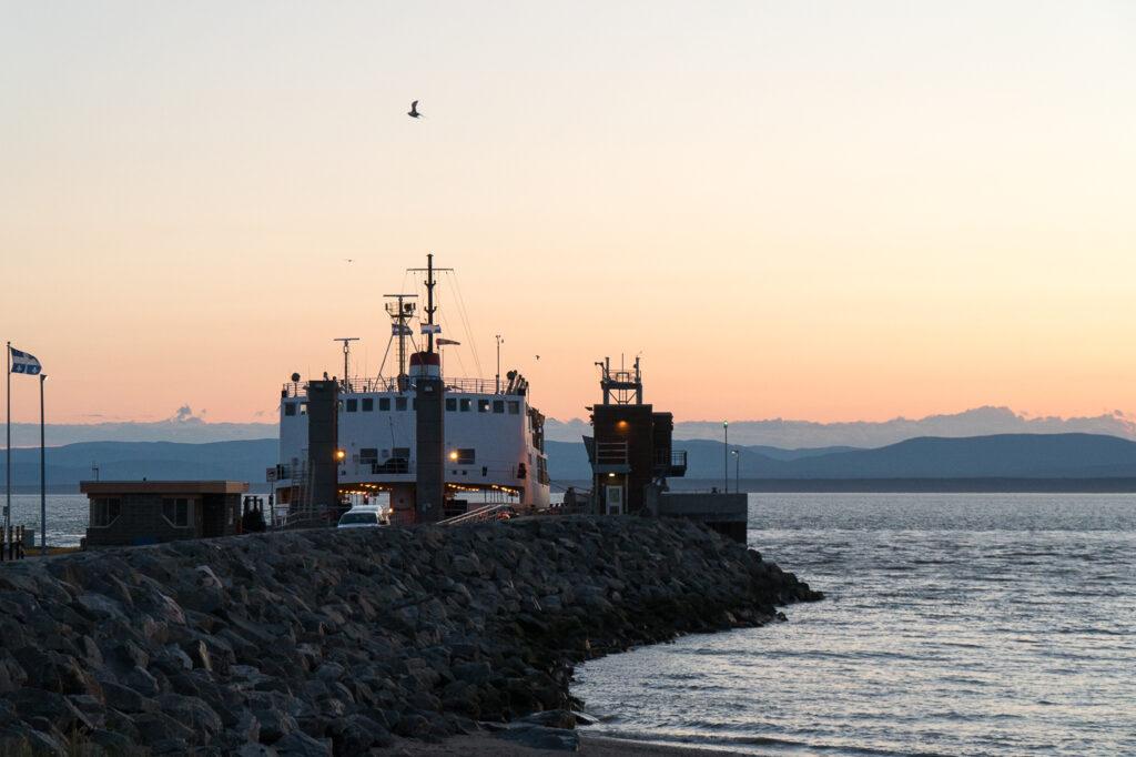 Port de Rivière-du-Loup