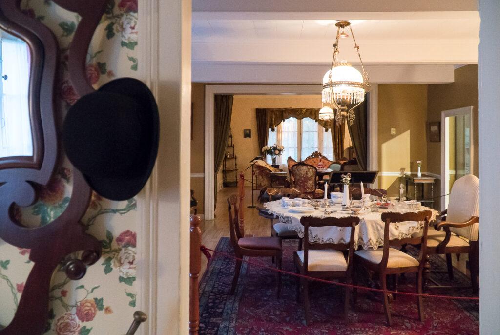 Salle à manger Manoir Fraser