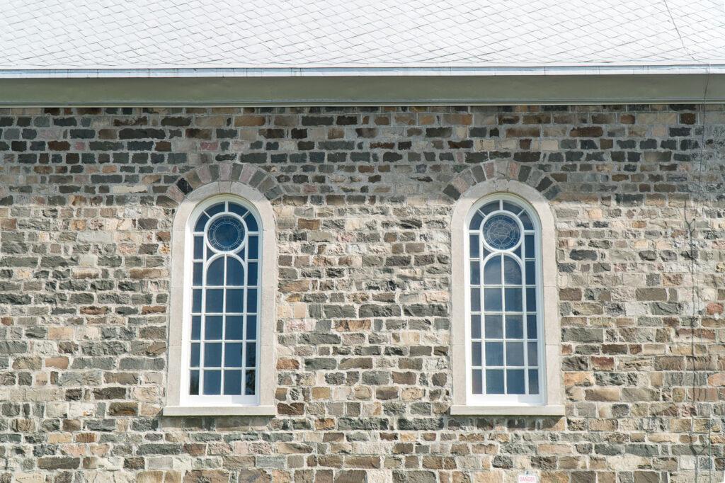 vitraux de l'église de Cacouna