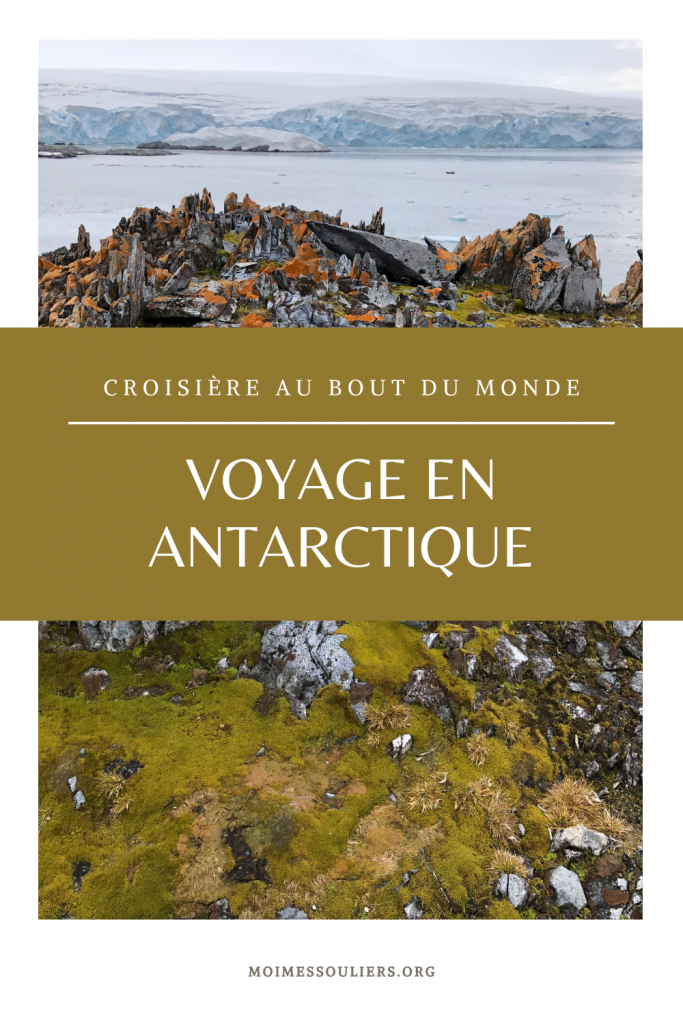 Croisière à Ushuaia en Antarctique