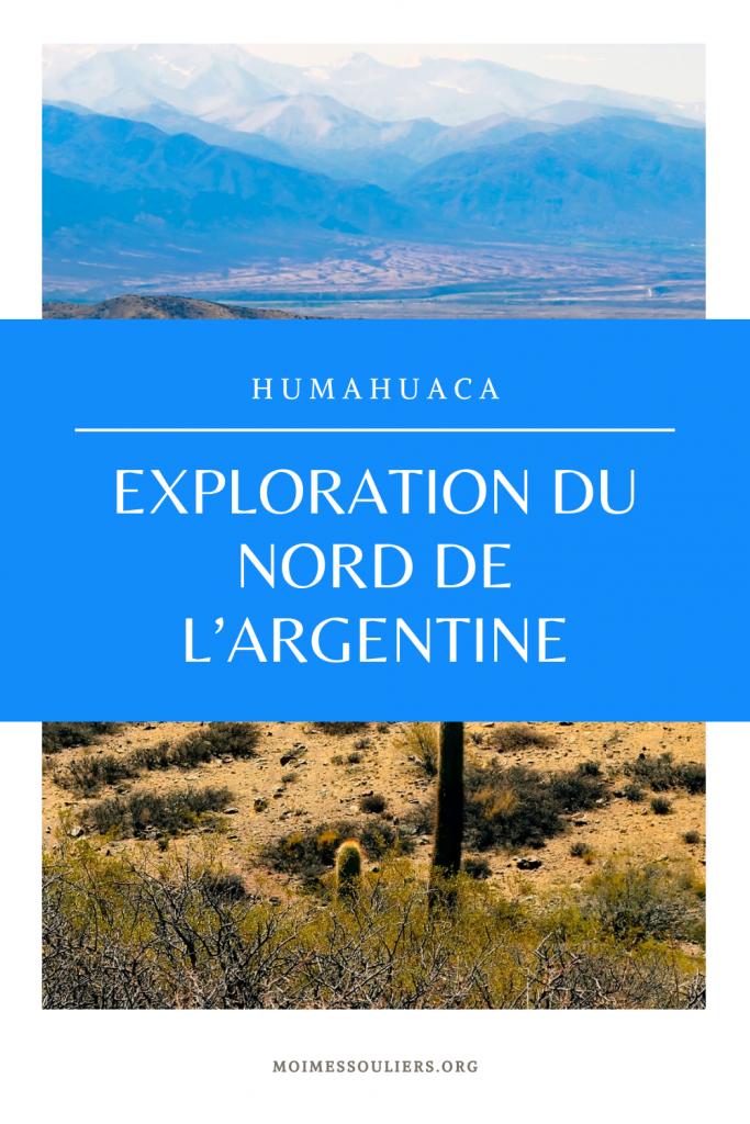 Humahuaca - Exploration du nord de l'Argentine