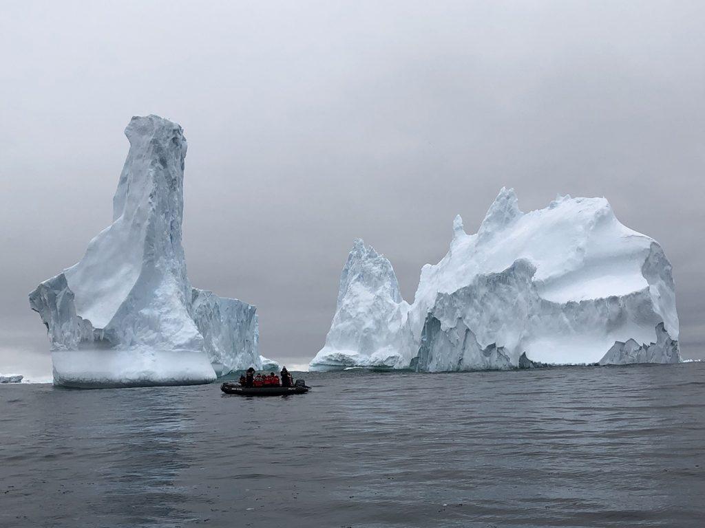 Iceberg de l'Antarctique