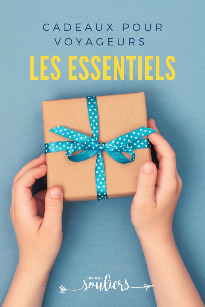 Les cadeaux essentiels pour les voyageurs