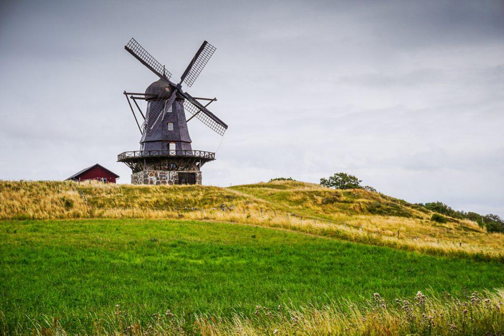 Moulin en Suède après COVID - Marie, Pespectives de voyage
