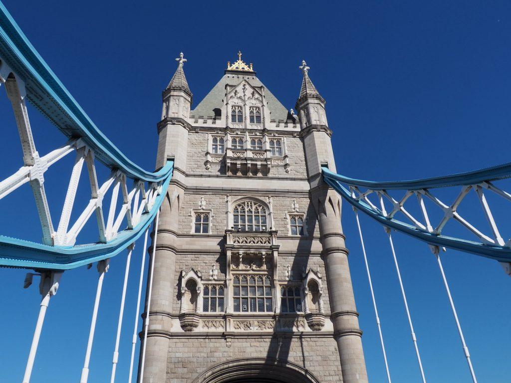 Pont de Londres - Destinations 2021 - Maman voyage