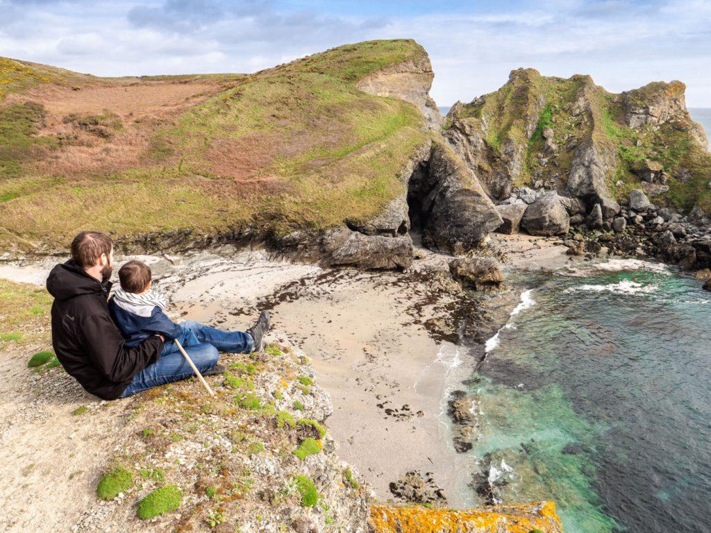 Belle île en Bretagne - Globe Blogueurs