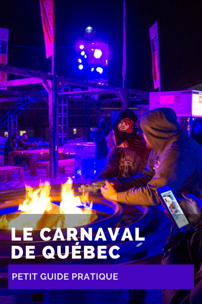 Petit guide pratique pour le Carnaval de Québec