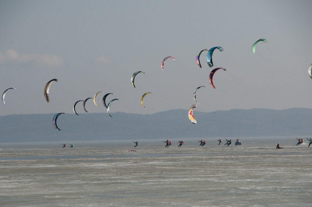 Kitesurf au Québec - Dariusz Labuda sur Pixabay