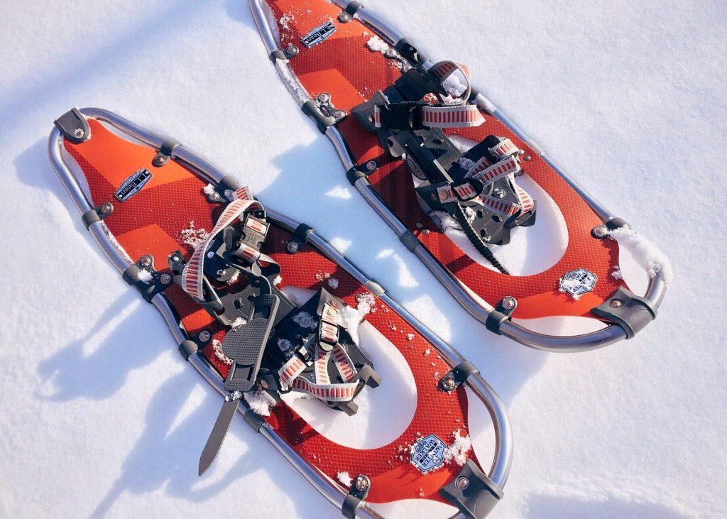 Raquettes à faire au Québec en hiver - Wokandapix de Pixabay