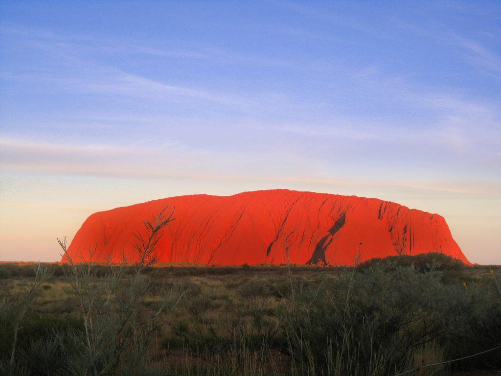 Voyage dans l'Outback australien - Bianca La Grande Déroute