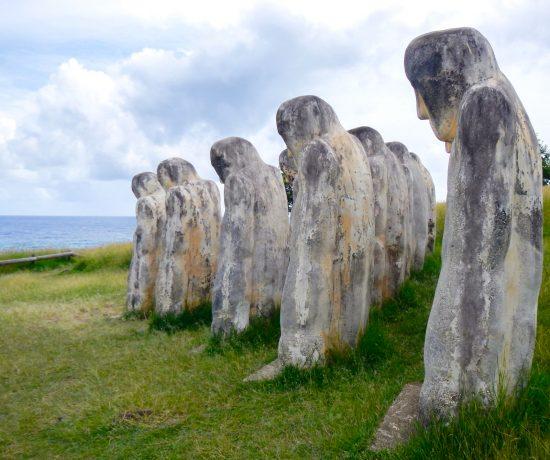 Mémorial Cap 110 - Quoi faire en Martinique à l'Anse Caffard