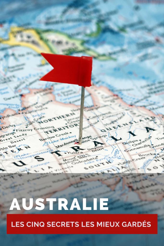 5 secrets les mieux gardés en Australie