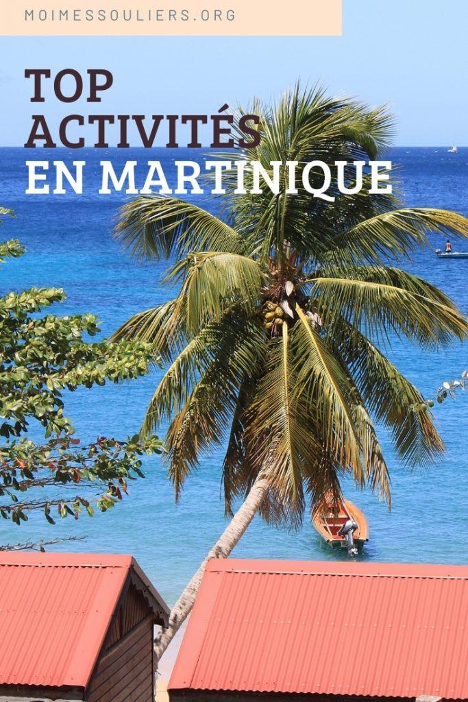 Top activités en Martinique