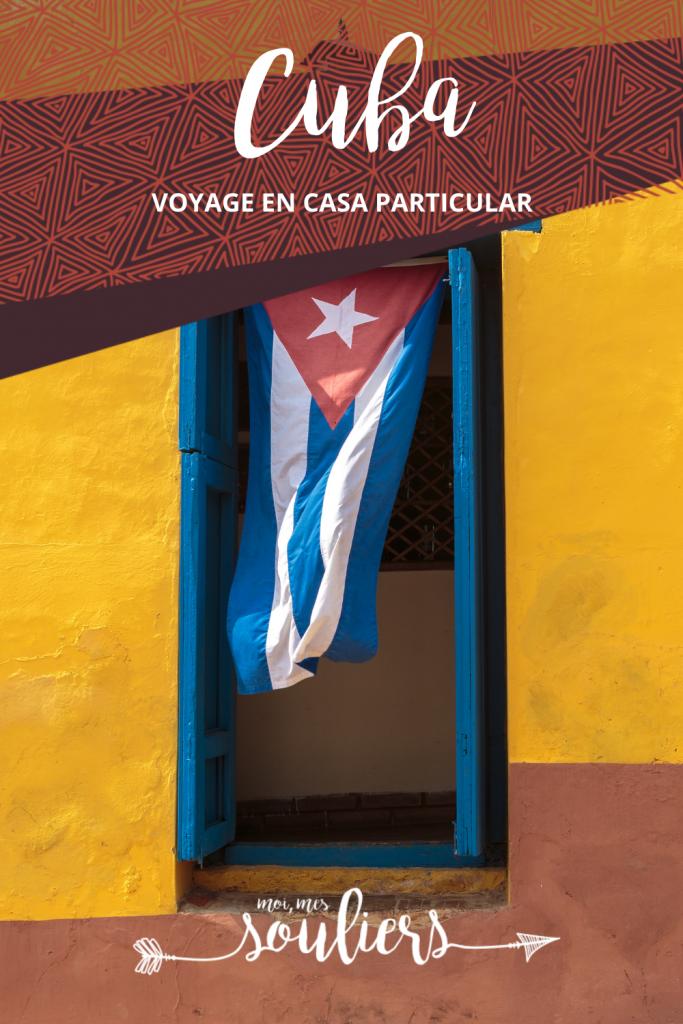 Voyage en Casa Particular à Cuba