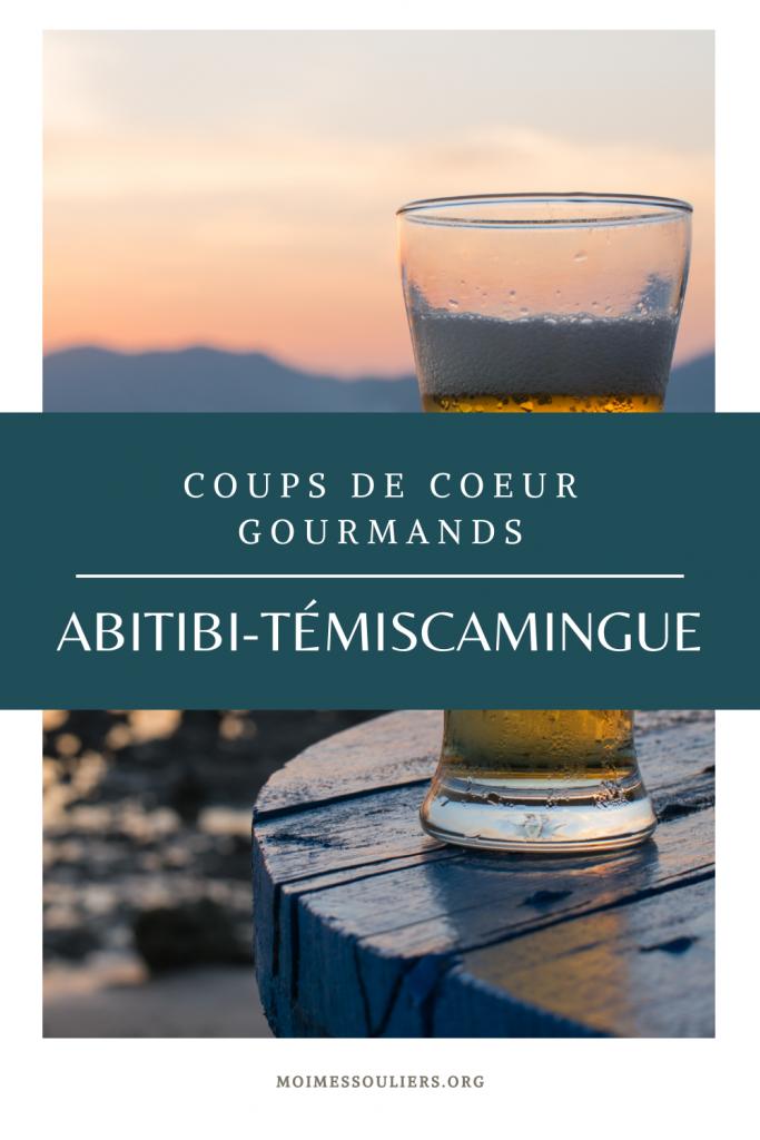 Coups de coeur gourmands en Abibiti-Témiscamingue, Québec