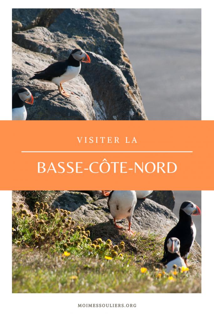 Visiter la Basse-Côte-Nord, Québec