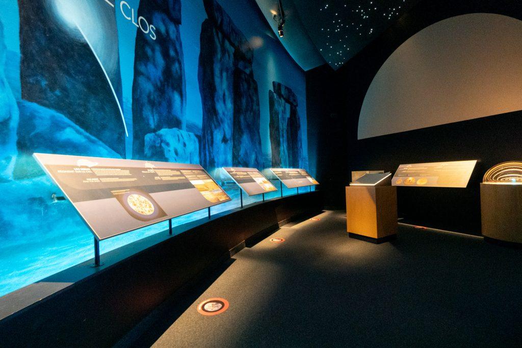 astrolab - Salle d'exposition