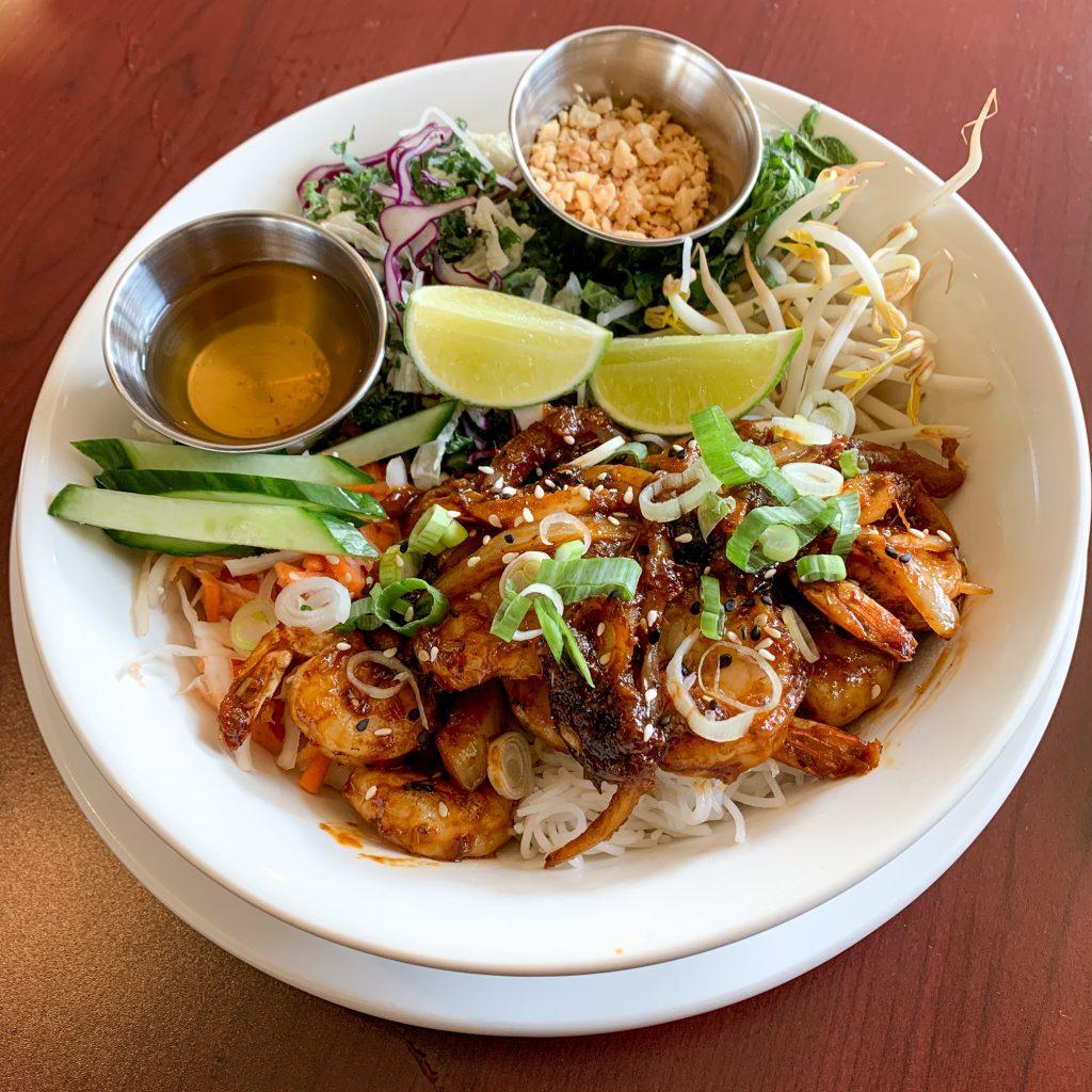 Bol vietnamien - Restaurant Le Grégoire - Cookshire-Eaton