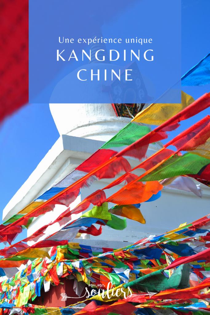 Une expérience unique à Kangding en Chine