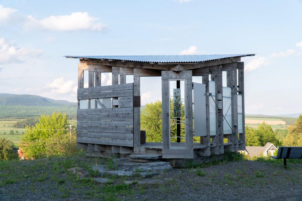 Shed La Patrie - Circuit des sheds panoramiques