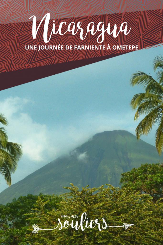 Une journée de farniente à Ometepe au Nicaragua