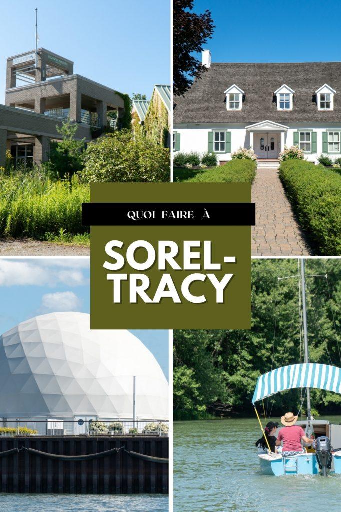 activités à faire à Sorel-Tracy