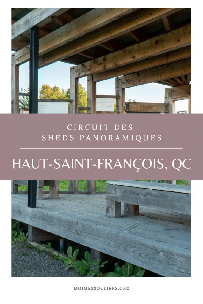 Circuit des sheds panoramiques des Cantons-de-l'Est