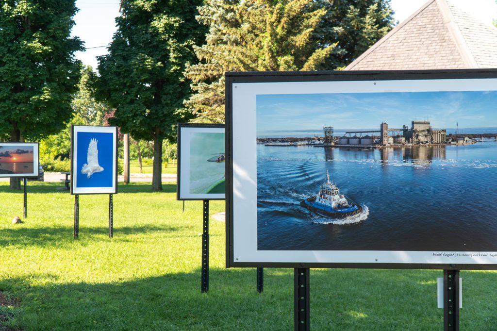 Exposition photos à la maison des gouverneurs de Sorel