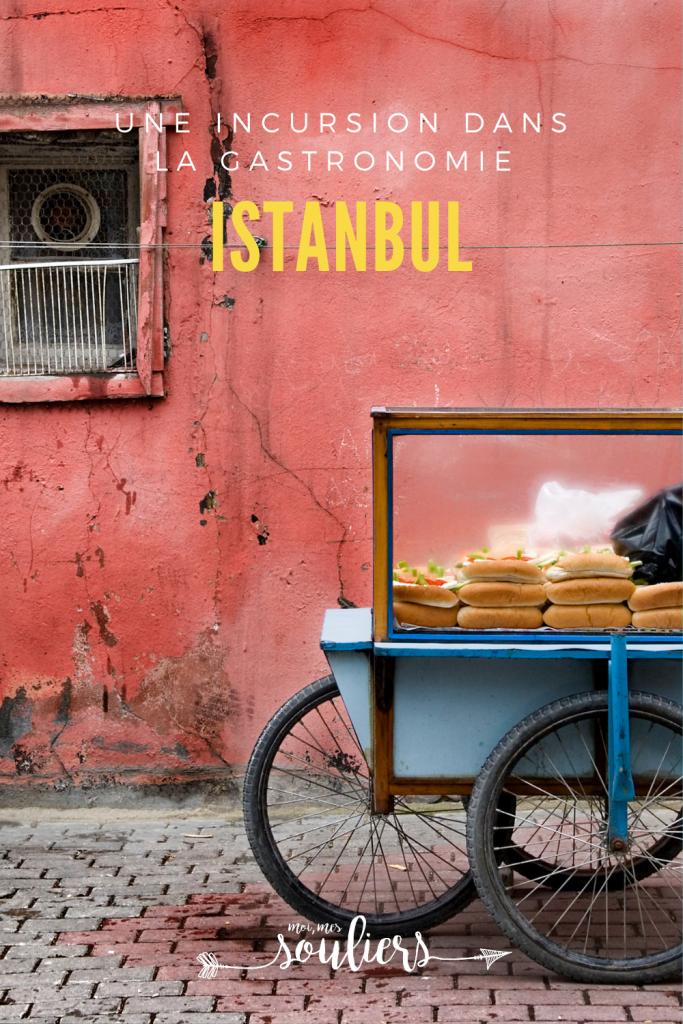 Une incursion dans la gastronomie d'Istanbul