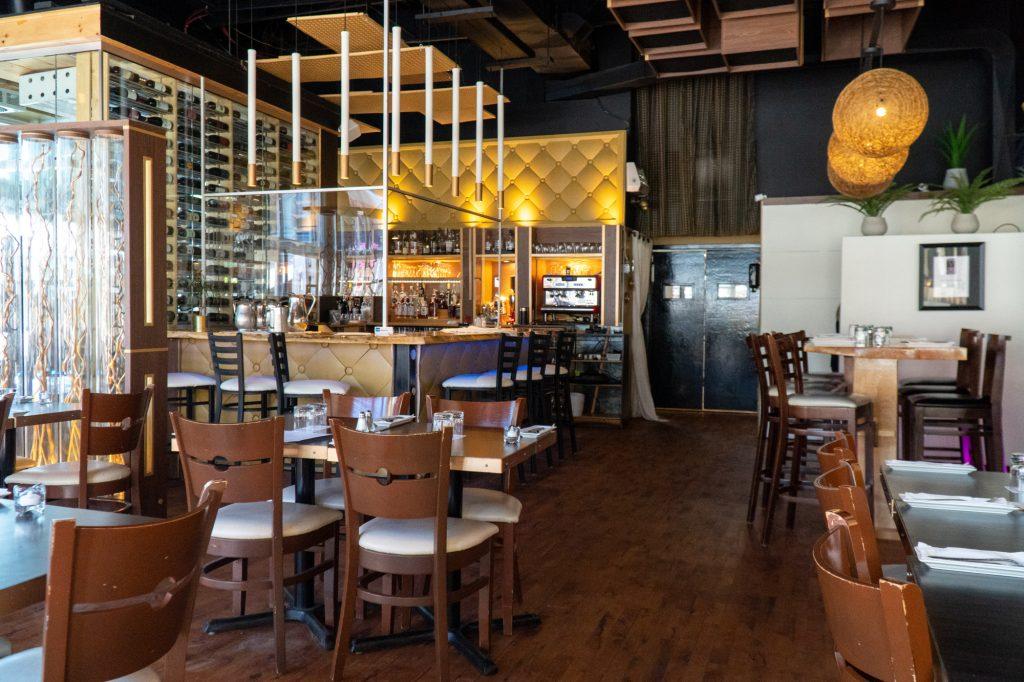 Restaurant Fougasse - Salle où manger à Sorel-Tracy