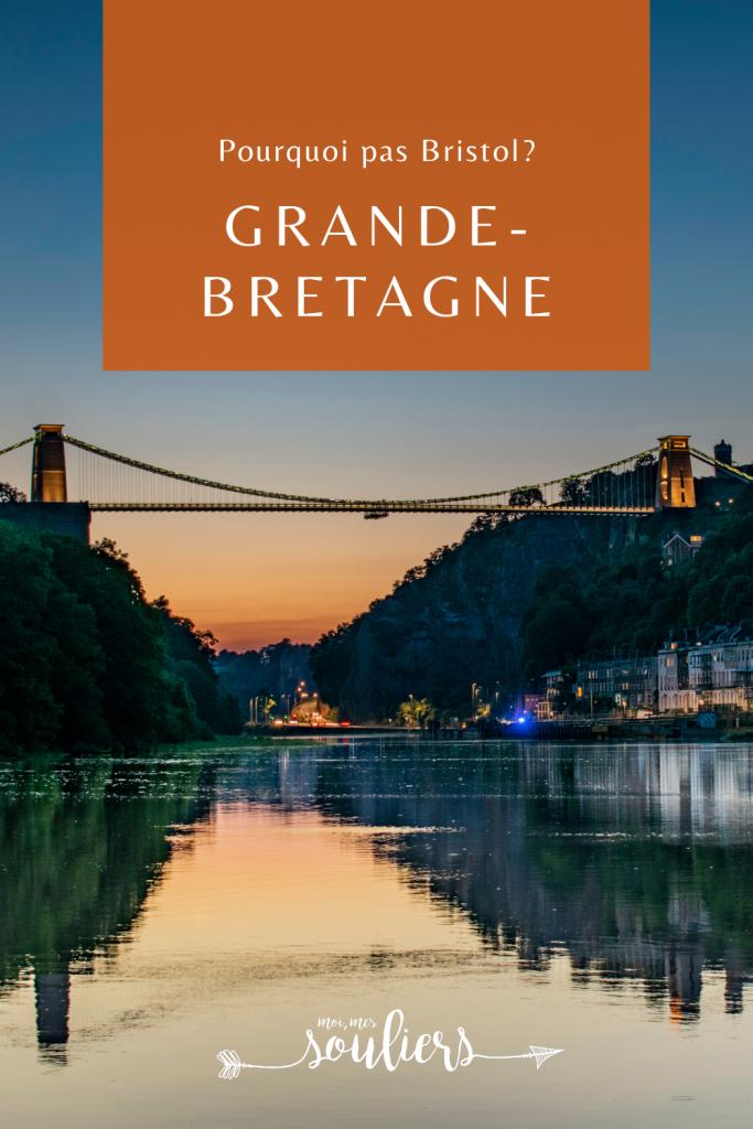 Visiter Bristol en Grande-Bretagne
